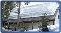 Монтаж снегозадержателей трубчатых