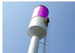 Покраска водонапорной башни (цена)