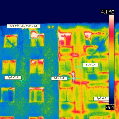 утепление домов в Киеве